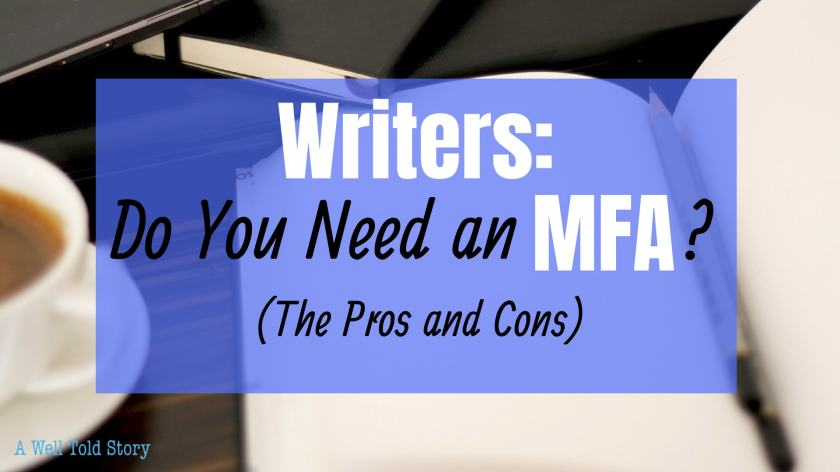 The Pros and Cons of Getting an MFA