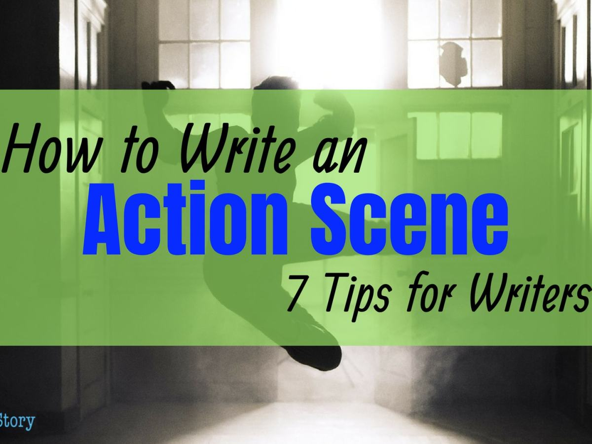 How to Write an Action Scene