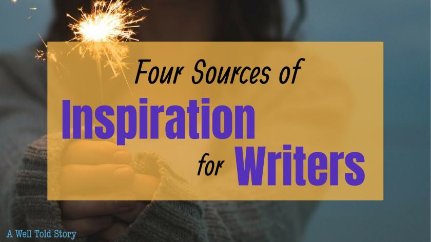 Four Sources of Inspiration for Writers