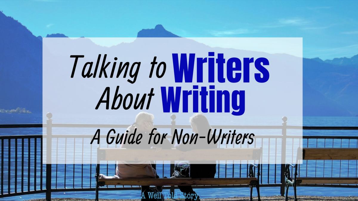 Talking to Writers about Writing