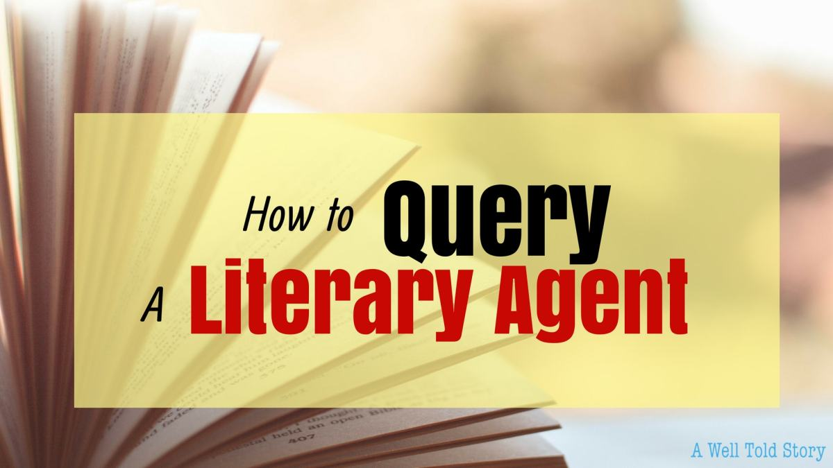 How to Query a Literary Agent: 11 Steps