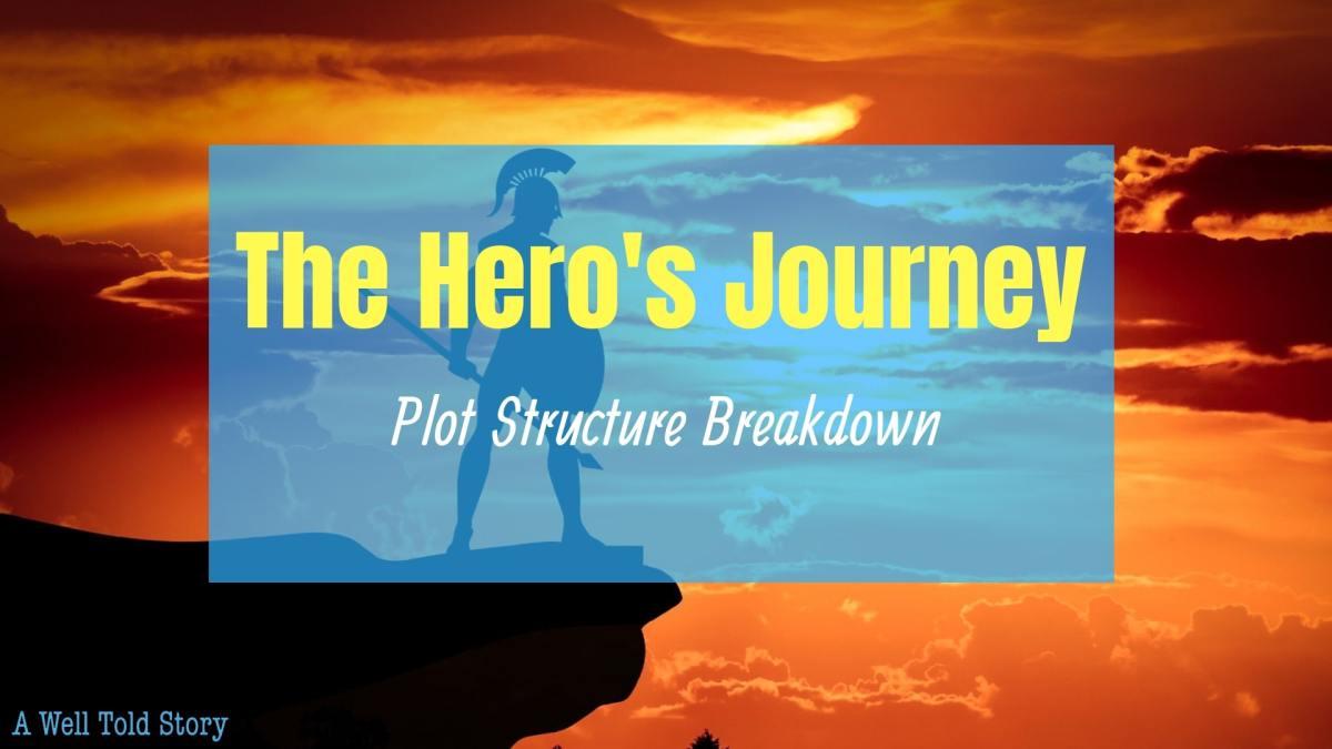 The Hero's Jourey Plot StructureBreakdown