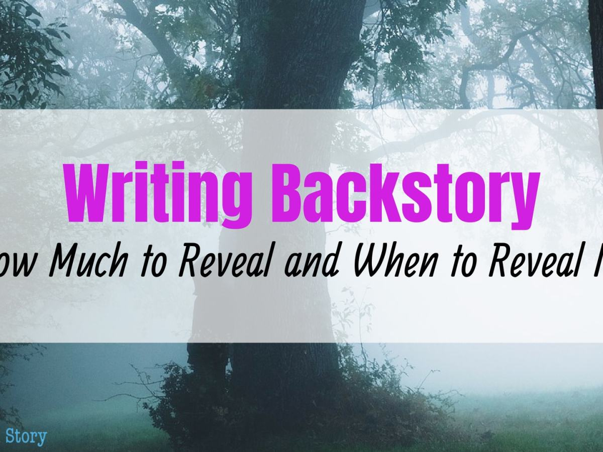 Writing Backstory