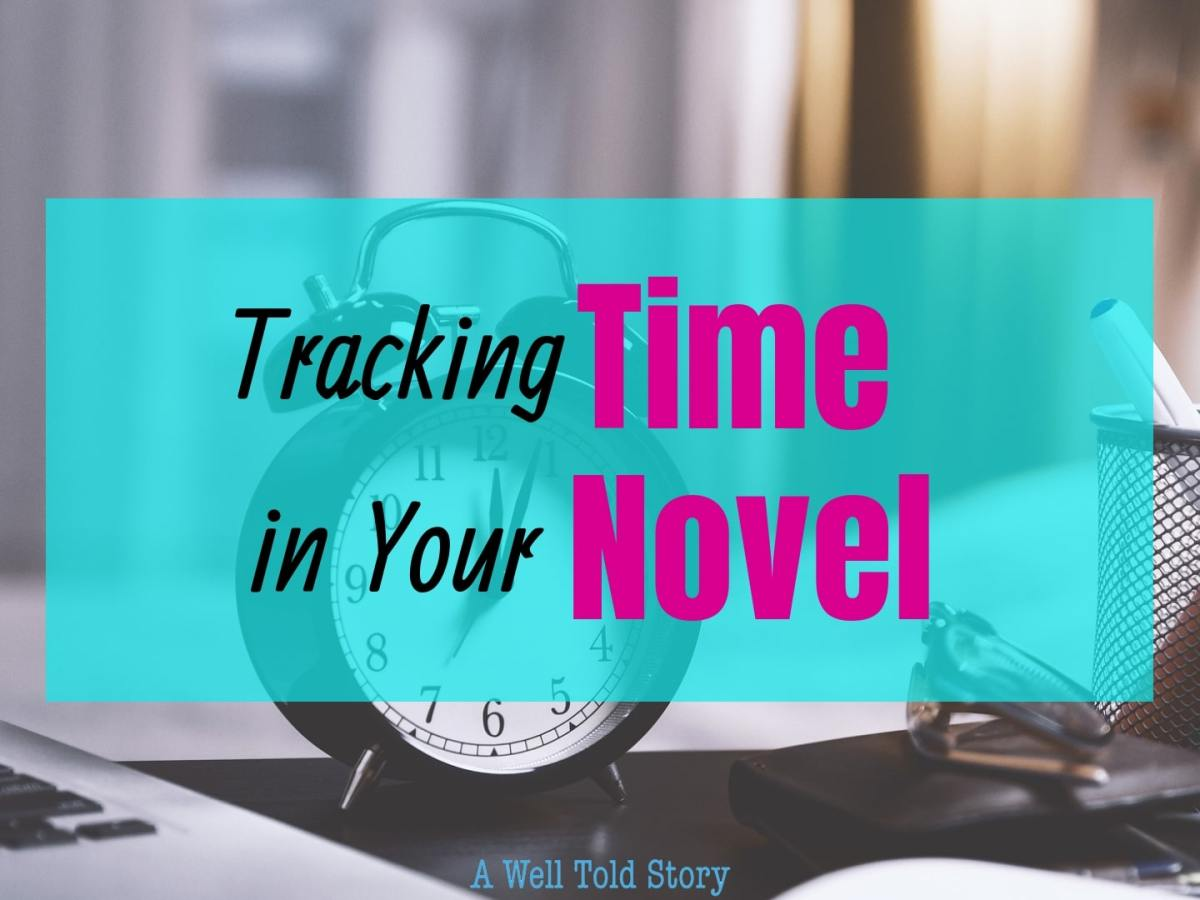 How to Track Time in Your Novel