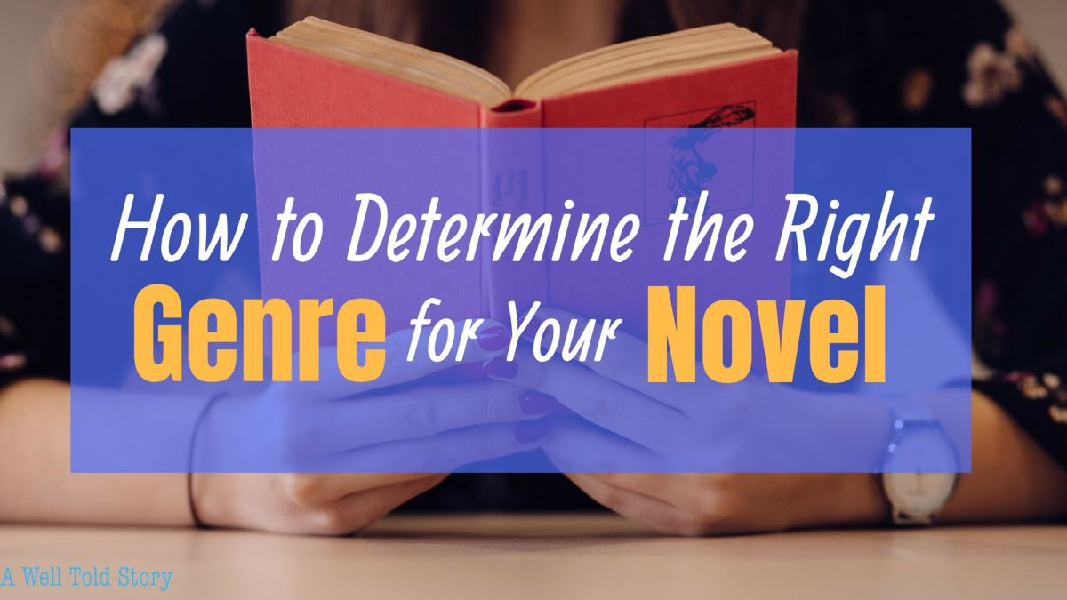 How to Determine the Genre of Your Novel