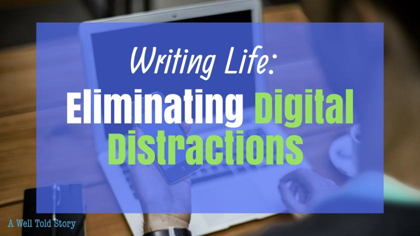 Eliminating Digital Distractions