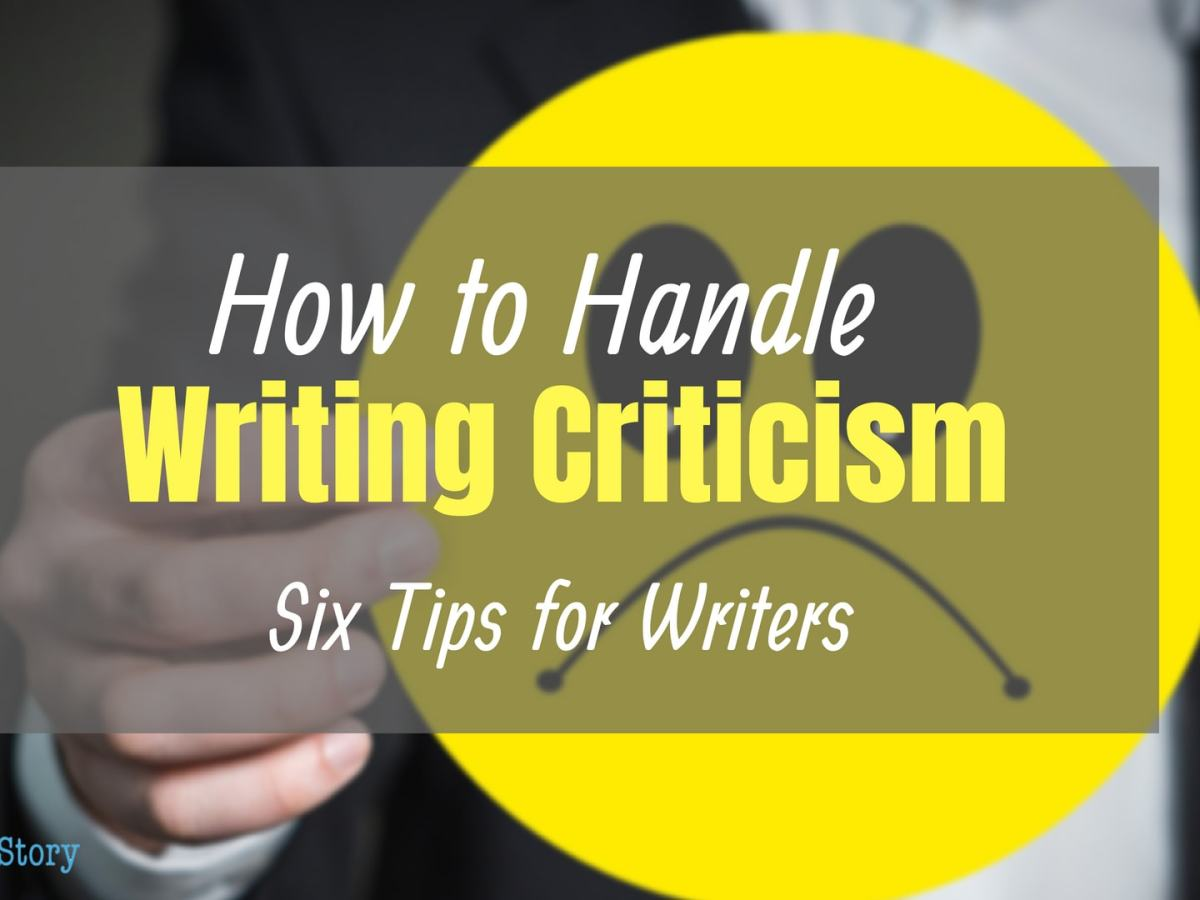 How to Handle Writing Criticism