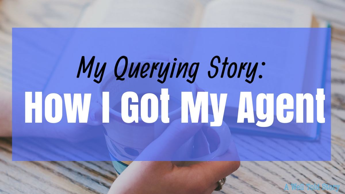 How I Got My Agent: My Successful Querying Story