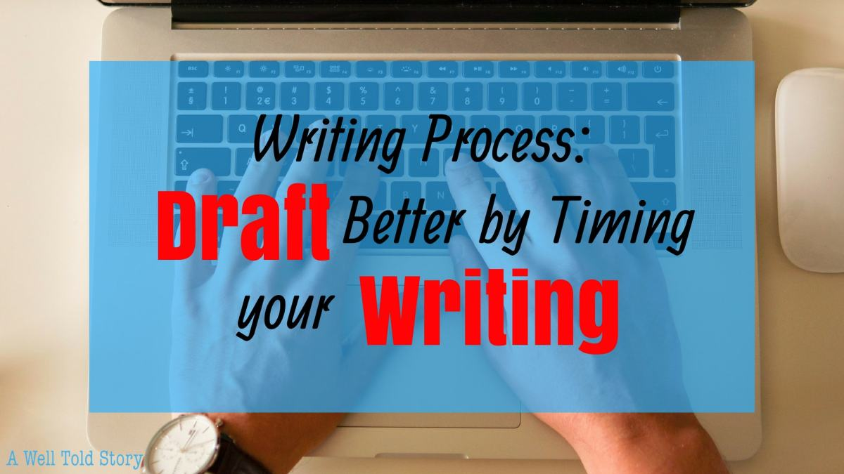 How to Draft Faster by Timing Your Writing: Writing Tips