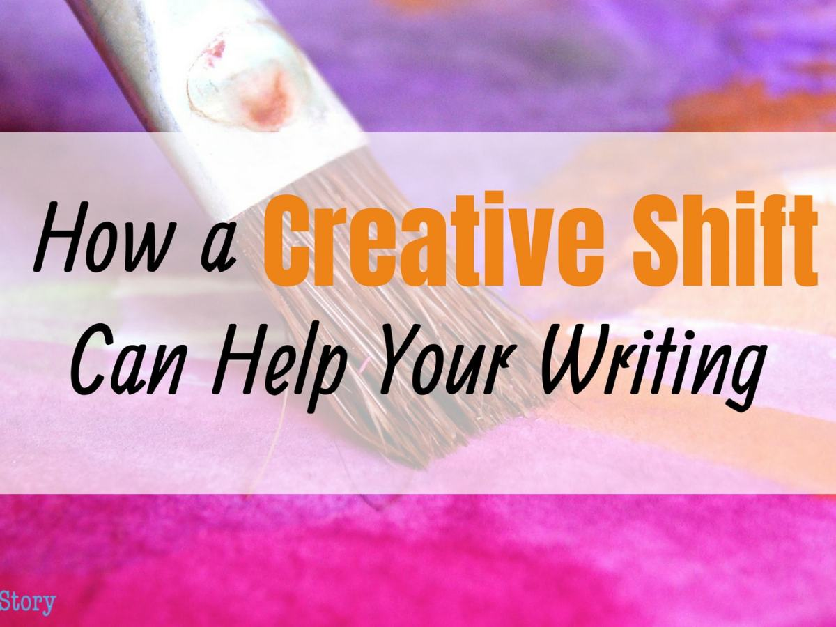 How a Creative Shift can Help your writing